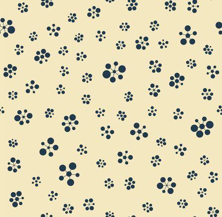 pattern is seamless, geometric, monochrome, circle