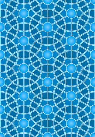 seamless a background with celtic pattern Stock Vector - 11499250