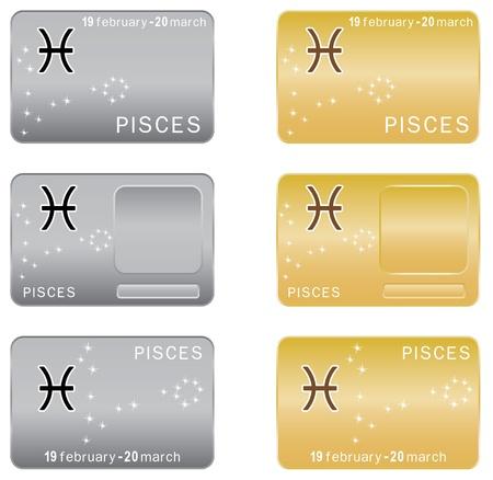 zodiacal sign: Signo zodiacal Piscis