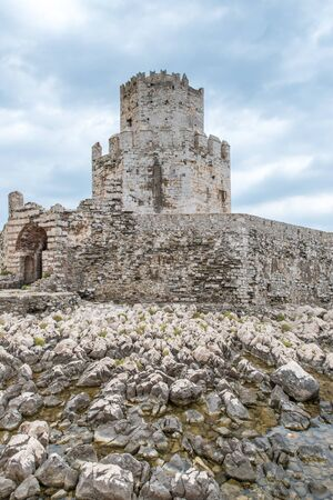 bourtzi: Bourtzi of Methoni castle