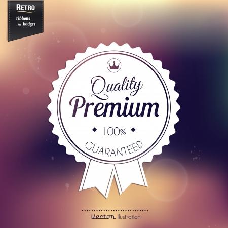Best Quality stamp, sticker, tag, label, badge. Illustration