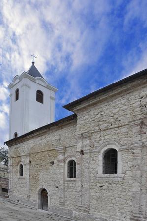 Monastery of Grabovo. Church of the Holy Archangel Gabriel in Grabovo, Beocin, Serbia.