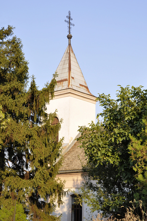 Church of St. Nicholas. Serbia. Vojevodina. Cortanovci.