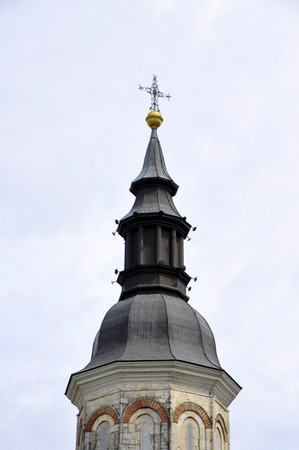 Church of the Nativity of the Blessed Virgin . Sremska Kamenica.Serbia