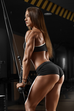 Sexy women with nice butts