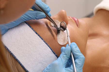 foreigner: Eyelash Extension Procedure