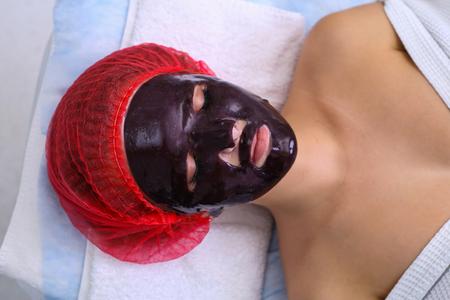 Chocolate Mask Facial Spa