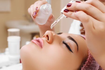 The concept of spa procedures. Stock Photo
