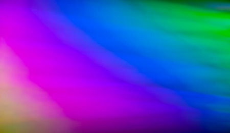 dispersion: Light dispersion from a compact disk surface. Rainbow effect.