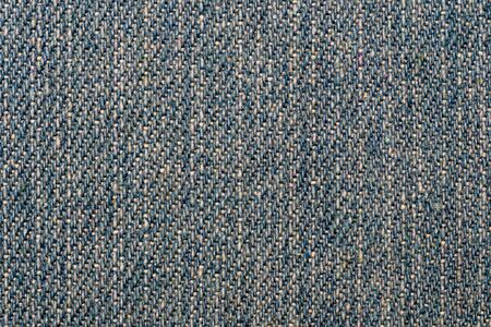 Extreme macro of a detailed jeans fabric pattern
