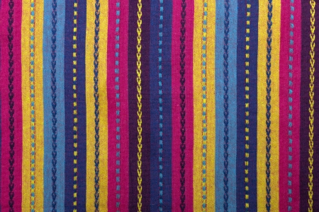 bright and colorful striped