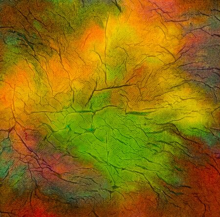 saturated color: bright and saturated color abstract background