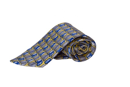 A tie is a business accessory