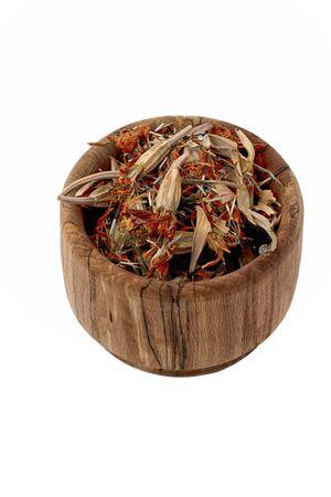 weakening: Dry medicinal herbares
