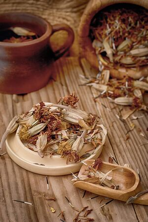 witchdoctor: Dry medicinal herbares