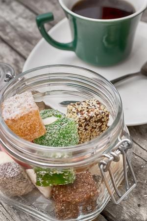 sweetness: Eastern candy sweetness jelly