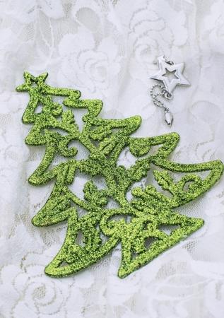 trinket: symbolic Christmas decoration