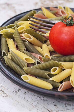 Pâtes italiana  Banque d'images - 23535641