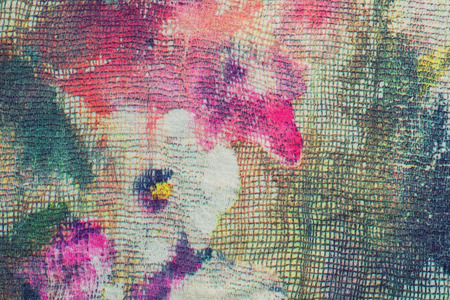 textile woven fabric watercolor color code