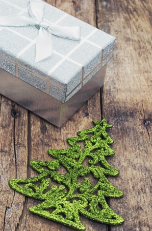 Christmas decoration and toy during winter holidays Stock Photo - 24426341