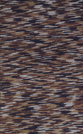 texture of manually woven textile fabric photo