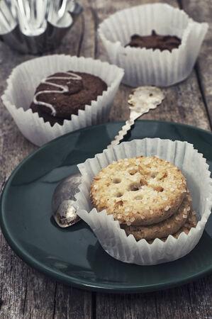 holiday home: pasteles horneados casa de vacaciones fragantes para el t�