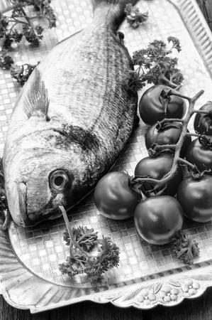 delicacy: mediterranean fish delicacy Dorado