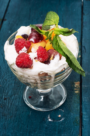 delightfully: fruit salad is a delicious taste of fresh fruits and berries