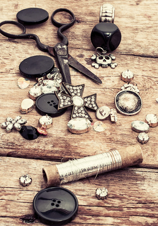 suture: sewing accessories