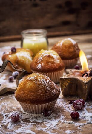 home cooked: delicious home cooked fragrant fresh baked muffins