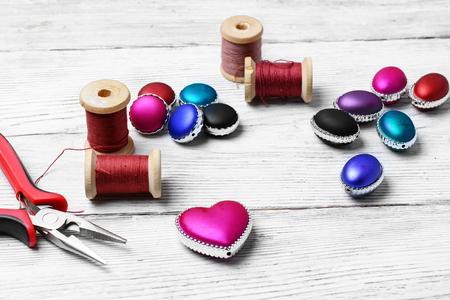 accesorios de moda collar de la luz de fondo