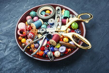 Jewelry and accessories for the manufacture of jewelry and decor.
