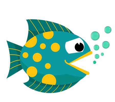 suave: Fish.Vector.