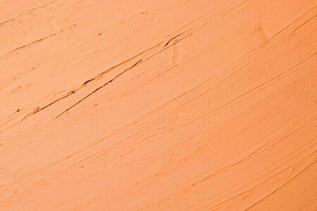 Liquid foundation texture. Make up for women. Top view. Archivio Fotografico - 133387686