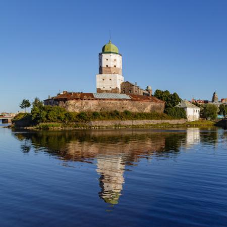 vyborg: Vyborg fortress