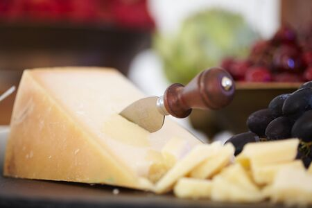 cheese knife: cheese knife Stock Photo