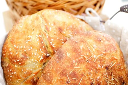 life loaf: rye bread