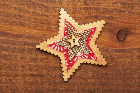 decorate: asterisk Christmas decorate