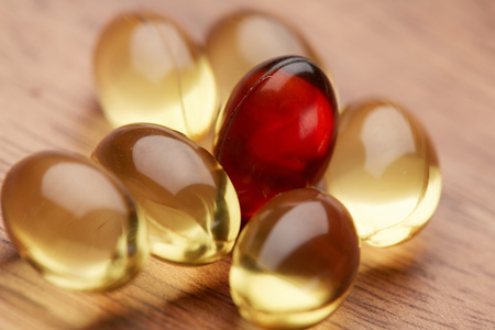 lecithin: Omega 3 and lecithin