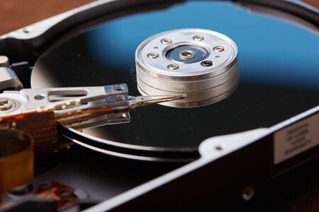 primer disco duro Foto de archivo