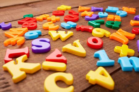 magnetic: magnetic letters
