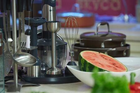 appliances: kitchen appliances Stock Photo