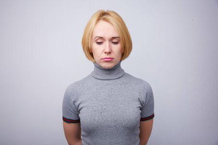 delito: Mujer se ofende