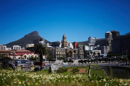 bo: street Cape Town Stock Photo