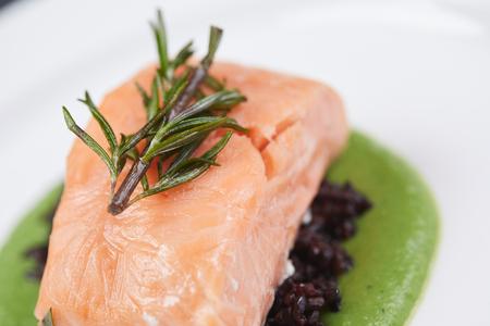 sous vide cooking fish
