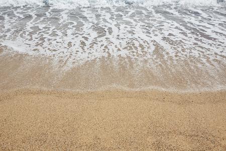 Sea beach in Barcelona