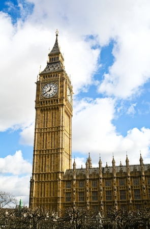 big ben in london, england Stock Photo - 11032389