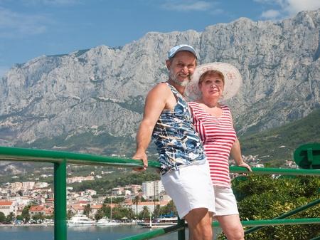 Holidays at sea. Croatia photo