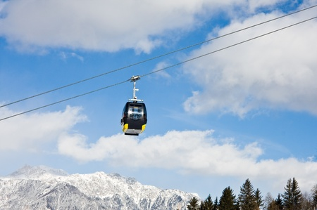 Ski resort  Schladming . Austria photo