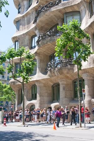antoni: Antoni Gaudis Gasa Batllo in Barcelona, Spain Editorial